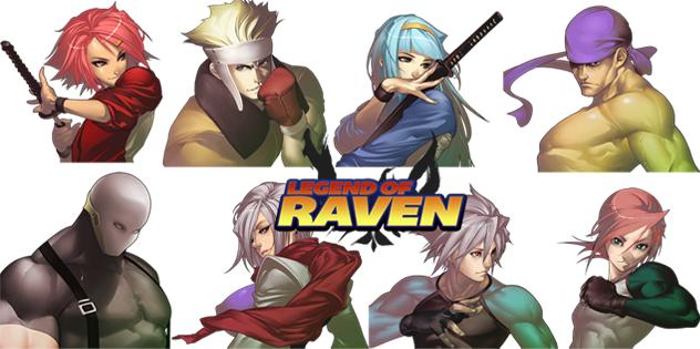 legend-of-raven