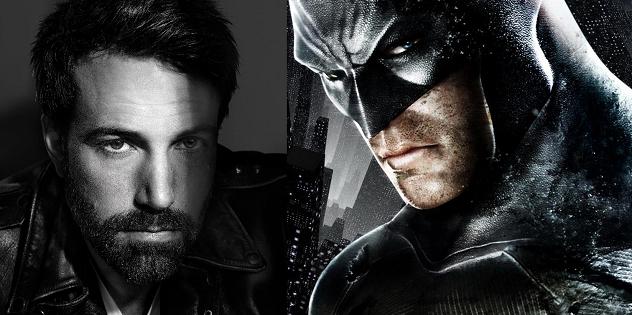 Affleck ainda como Batman?