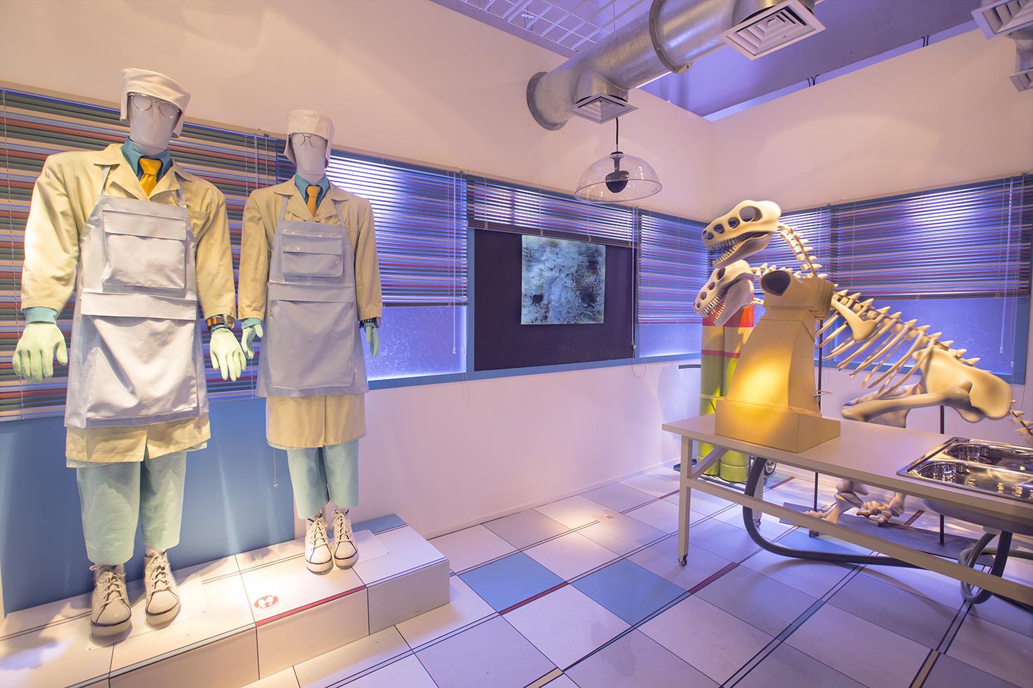 Laboratório Tíbio e Perônio Castelo Rá-Tim-Bum - A exposição Crédito Letícia Godoy