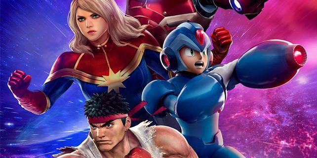 Esses já estão confirmados em Marvel vs. Capcom Infinite!