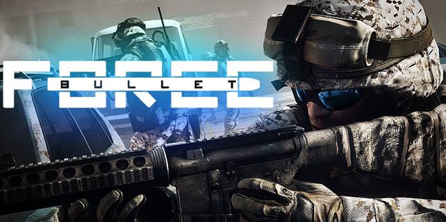 Bullet Force Online